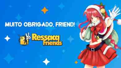 Foto de Ressaca Friends promete agitar mundo Geek