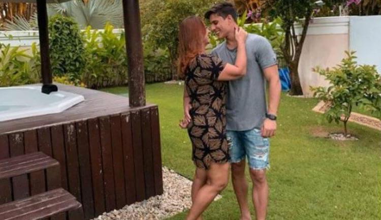 Madre de Neymar y Tiago Ramos habrían retomado su relación