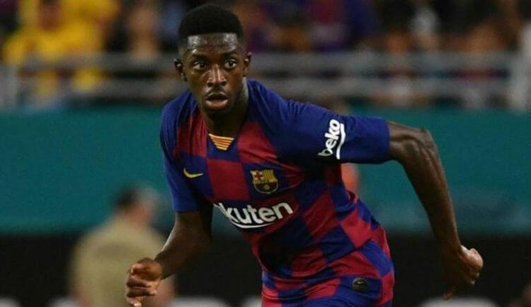 Liverpool: Ousmane Dembélé podría llegar a préstamo la próxima temporada