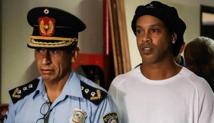 Ronaldinho: Podría recuperar su libertad tras casi sesis meses de reclusión
