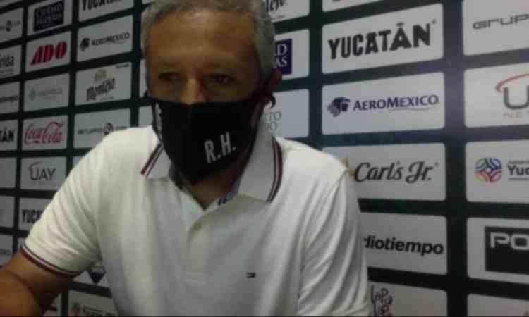 Solo nos alcanzó para el empate: Hernández