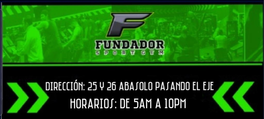 Fundador Sport Gym