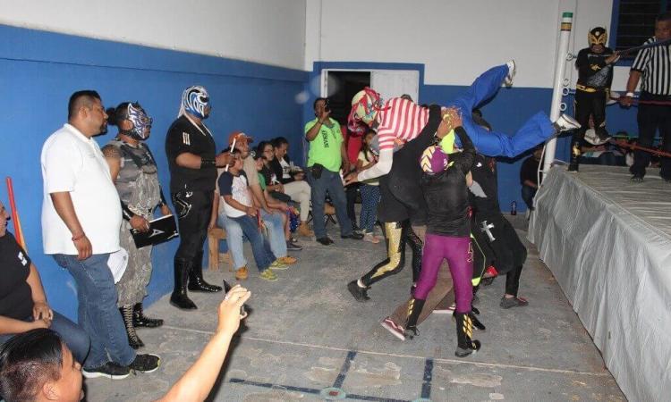 Celebrará ONAPPAFA con función de Lucha Libre el Día del Niño