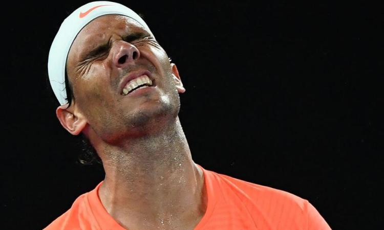 Rafael Nadal, eliminado del Abierto de Madrid por Alexander Zverev