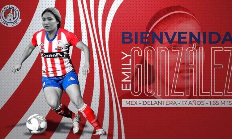 Otra victorense a la Liga MX Femenil