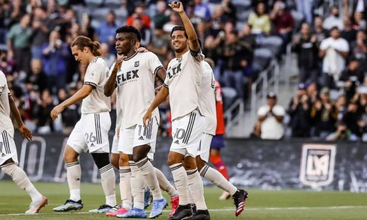 ¡Despertó! Carlos Vela anotó su primer gol, dio asistencia e impulsó triunfo del LAFC
