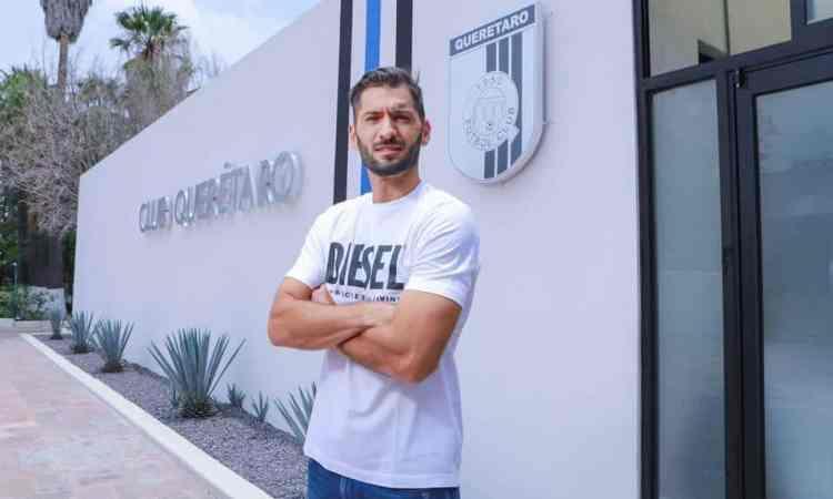 Querétaro descartó a Nicolás Sánchez como refuerzo por lesión