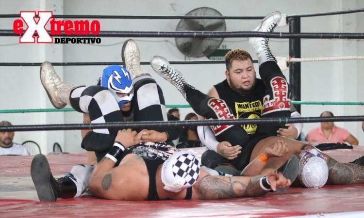 Galería Lucha Libre Panam