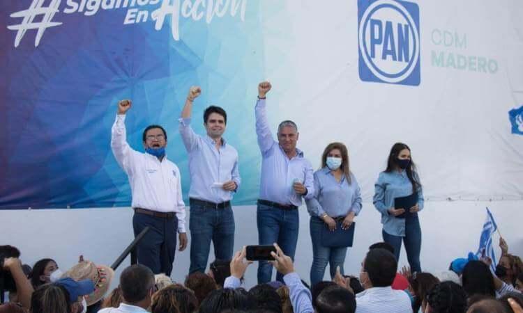 Ex titular del INDE Tamaulipas llega por la plurinominal
