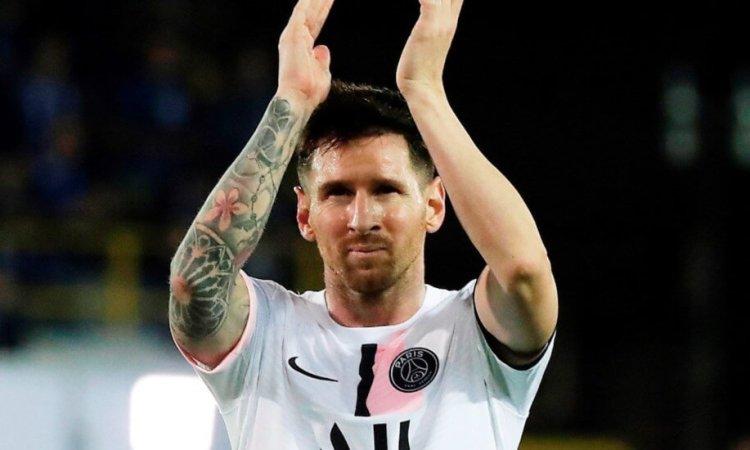 Messi ganará en París 110 millones de euros si cumple contrato de 3 años