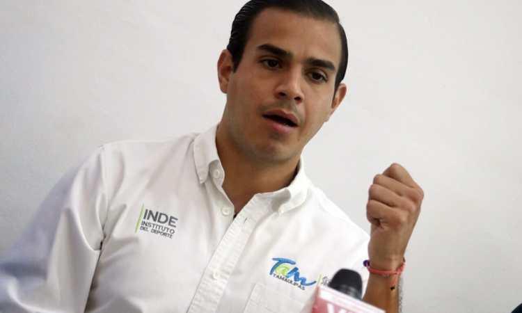 Sede de Juegos CONADE… la 'cereza del pastel' para Tamaulipas: Orlando Mtz.