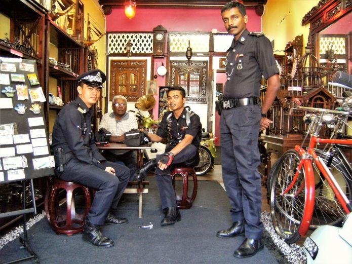 Tourist Police, Georgetown