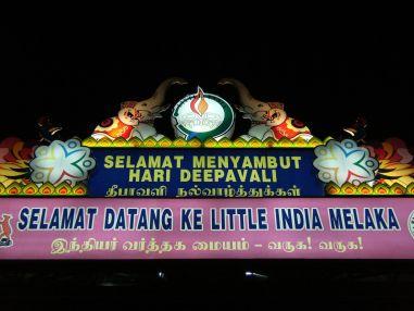 Little India, Malaca, Malaysia