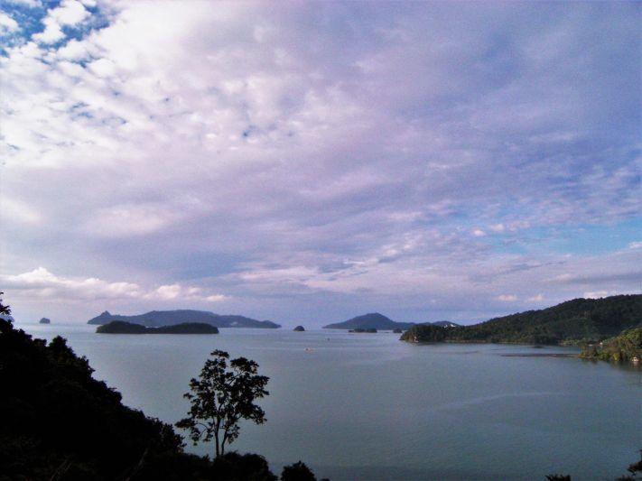 Islotes en Langkawi, Malasia