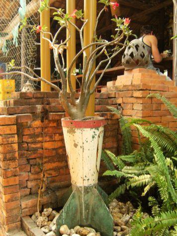 Bombas yanquis en Laos