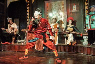 Teatro en Hoi An
