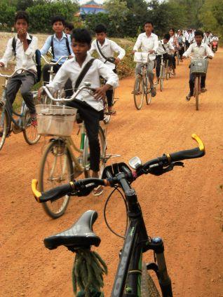 Bikers, Cambodia