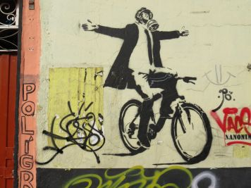 Arte en la calle, Bogotá