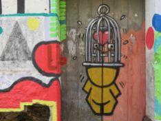 Grafitis Cartagena de Indias