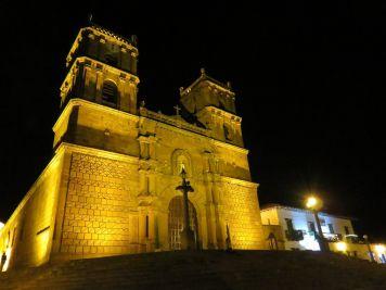 Iglesia de Barichara