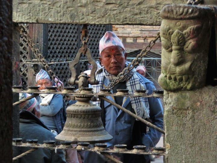 Wakupati Nayaran, Suryamadhi Temple, Bhaktapur, Nepal