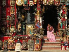 Comercio, Bhaktapur, Nepal