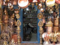 Comercio de cacharros, Lalitpur/Patan, Nepal