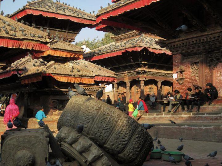 Plaza Durbar o Basantapur Square, Katmandú, Nepal