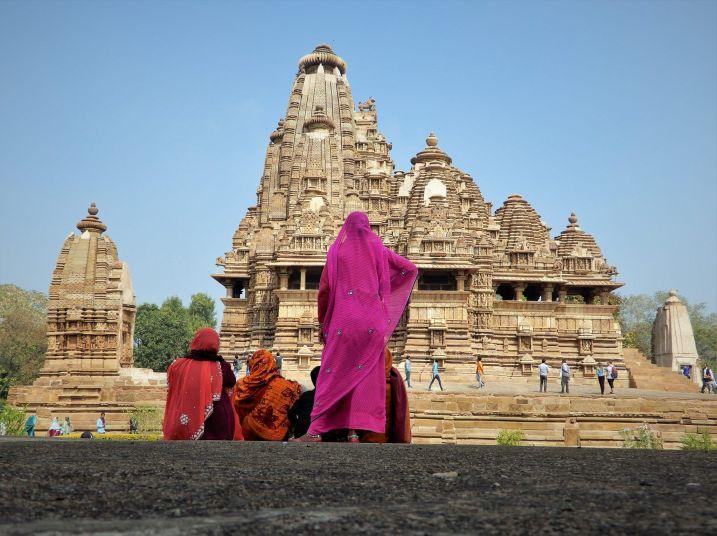 Vishwanath Temple, Western Group, Khajuraho, IndiaKhajuraho