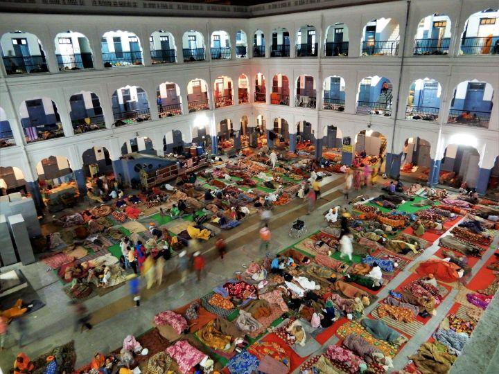 Albergue peregrinos, Amritsar, India