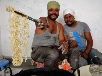 Yalebi, Amritsar, India