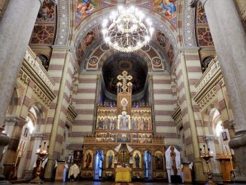 Iglesia Universidad Chernivtsi, Ucrania