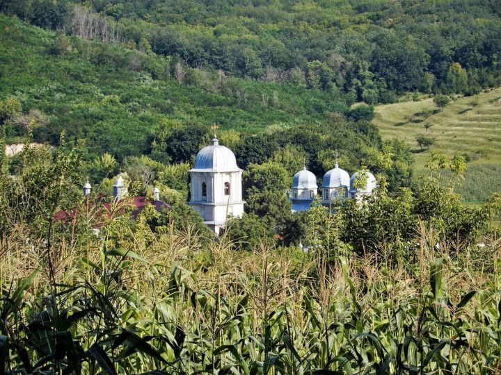 Moldavia, Monasterio de Dobrusa