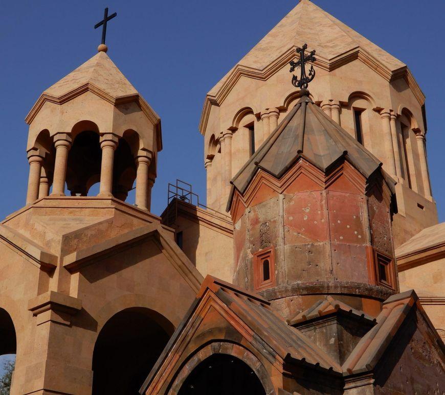 San Astvatsatsin, Yerevan, Armenia