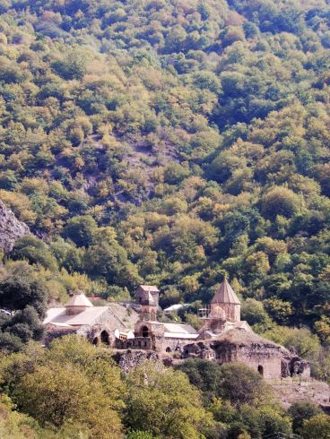 NAGORNO-KARABAJ, Monasterio de Dadivank Monastery