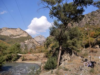 NAGORNO-KARABAJ, Valle del río Tartar