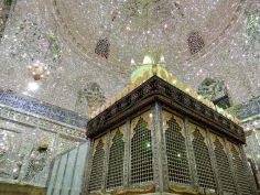 Mezquita en Teheran, Irán