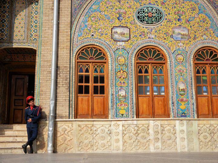 Palacio Golestan Palace, Teheran, Iran