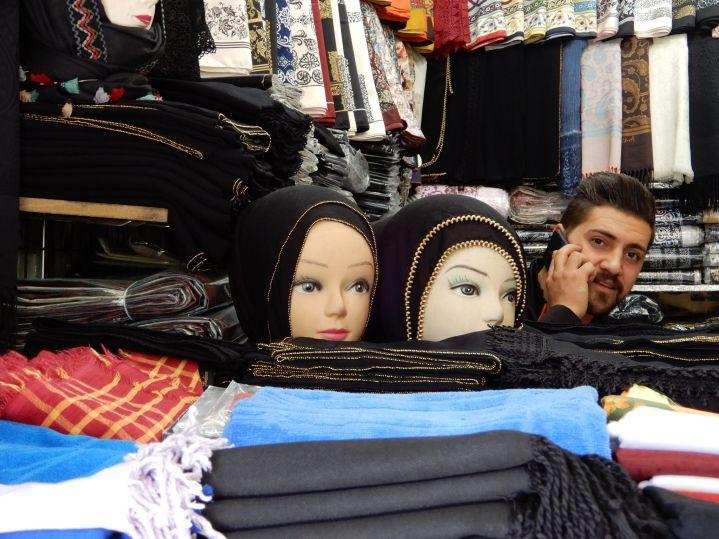 Comercio, Qom, Iran