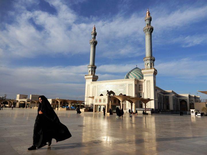 Mezquita Imam Hassan Al-Asgari Mosque, Qom, Iran
