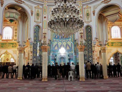 Mezquita suní Kurdistán