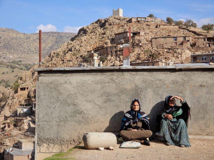 mujeres kurdistán Pálangan