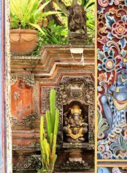 Ganesh, Ubud, Bali, Indonesia