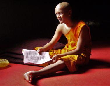 Monasterio budista, Phnom Penh, Cambodia