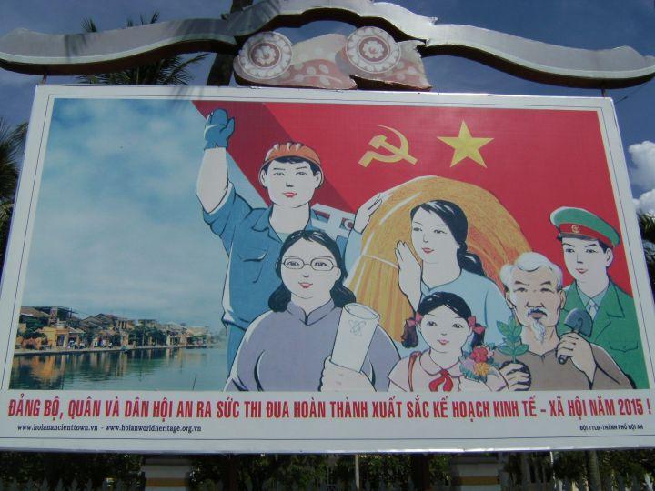 Propaganda familia Vietnam