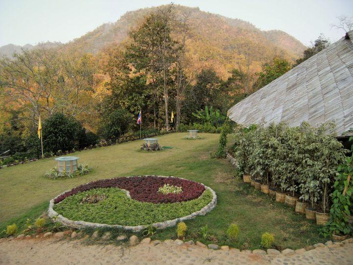 Dhammagiri, Mae Hong Son, Tailandia