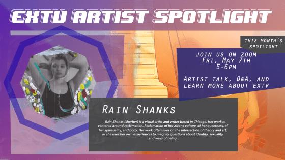 ExTV Presents: Monthly Artist Spotlight (April/May)