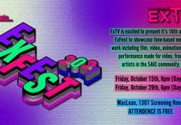 ExFest 2021: Festival Announcement