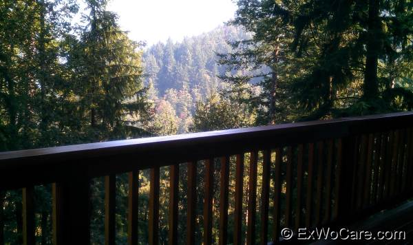 View Deck at Issaquah