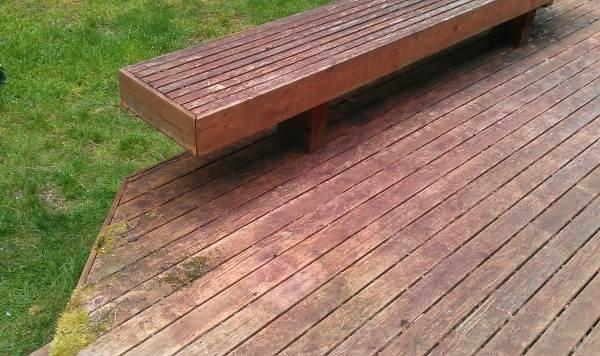 Best Sealer Deck Restoration